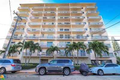 Miami Condo/Townhouse For Sale: 7620 Carlyle Ave #303