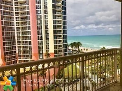 Sunny Isles Beach Condo/Townhouse For Sale: 19201 Collins Ave #127