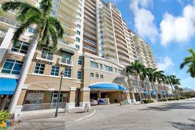 Fort Lauderdale Condo/Townhouse For Sale: 3020 NE 32nd Ave #707