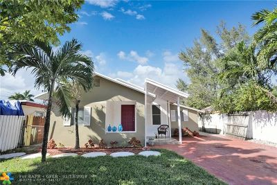 Miami Single Family Home For Sale: 2612 NW 29th Ave