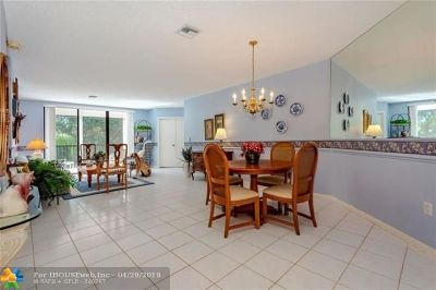 Coconut Creek Condo/Townhouse For Sale: 4300 NW 30th St #343