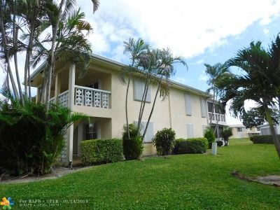 Delray Beach Condo/Townhouse For Sale: 1560 NW 18th Ave #204