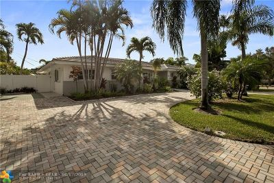 Fort Lauderdale Multi Family Home For Sale: 3636 NE 22nd Ave