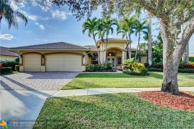 Parkland Single Family Home For Sale: 7037 NW 68th Dr