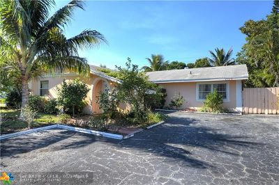 Delray Beach Single Family Home For Sale: 704 Avenue Chaumont