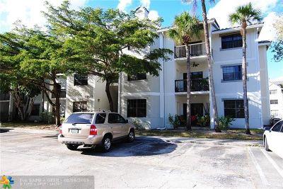 Coral Springs Rental For Rent: 11277 W Atlantic Bl #205