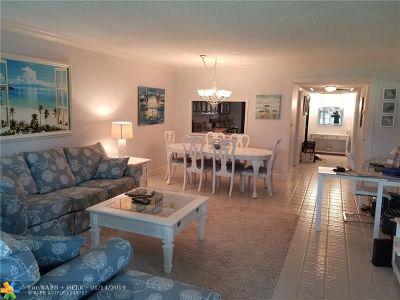 Pompano Beach Condo/Townhouse For Sale: 2651 S Course Dr #210