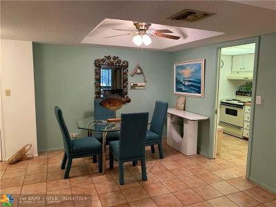 Lauderhill Condo/Townhouse For Sale: 3670 Inverrary Dr #2g