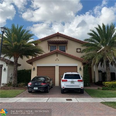 Doral Single Family Home For Sale: 8760 NW 103rd Ave