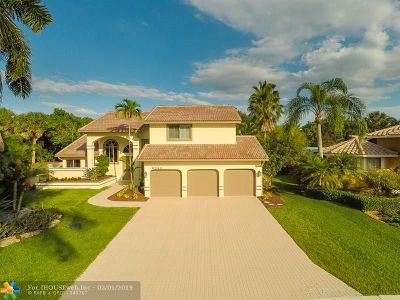 Parkland Single Family Home For Sale: 6644 NW 70th Pl