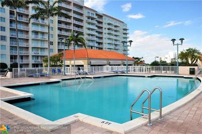 Fort Lauderdale Condo/Townhouse For Sale: 3020 NE 32nd Ave #709