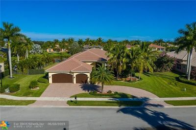 Davie Single Family Home For Sale: 15357 SW 39th St