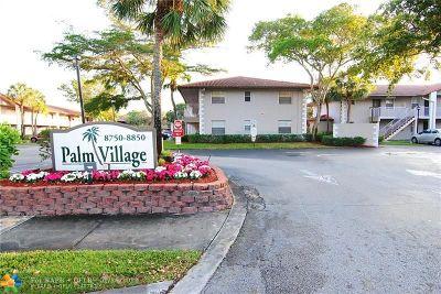 Coral Springs Rental For Rent: 8770 Royal Palm Blvd #204