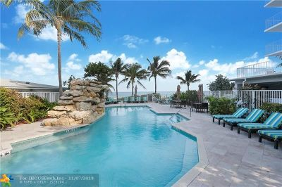 Sonata Beach Club Condo/Townhouse For Sale: 801 Briny Avenue #302