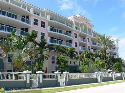 Deerfield Beach Condo/Townhouse For Sale: 2051 SE 3rd St #TH12