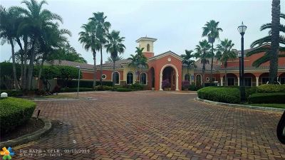 Miramar Condo/Townhouse For Sale: 4706 SW 160th Ave #130