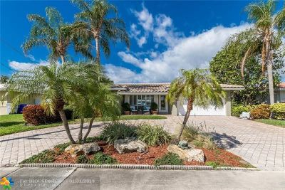 Pompano Beach Single Family Home For Sale: 491 SE 10th Ave