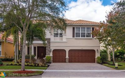 Boynton Beach Single Family Home For Sale: 9629 Cobblestone Creek Dr
