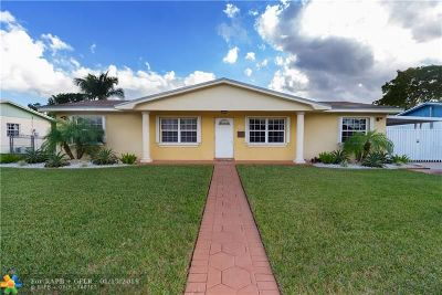 Miami Single Family Home For Sale: 82 NE 206th Ter