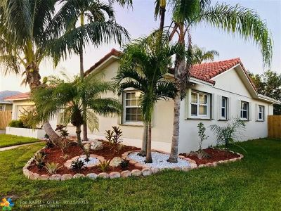 Cooper City Single Family Home For Sale: 11953 SW 56th St