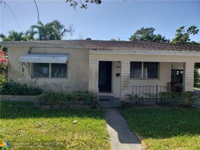 North Miami Beach Single Family Home Backup Contract-Call LA: 1360 NE 159th St
