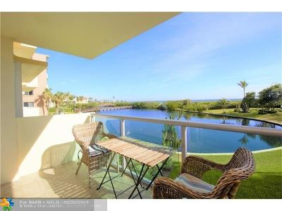Pompano Beach FL Condo/Townhouse For Sale: $334,500
