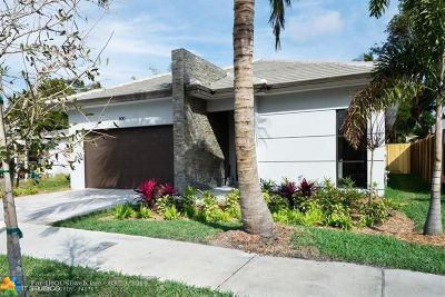 Fort Lauderdale Single Family Home For Sale: 800 SW 8th Ave