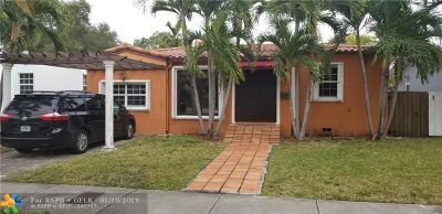 Miami Single Family Home For Sale: 521 SW 23rd Rd