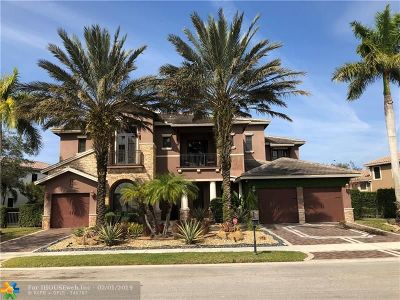Parkland Single Family Home For Sale: 6863 Lost Garden Ter