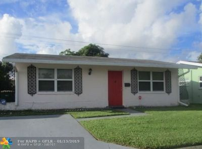 Tamarac Single Family Home For Sale: 4914 NW 56th Ct