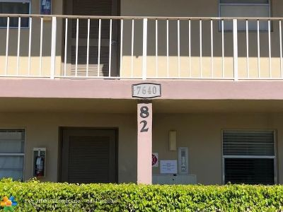 Margate Condo/Townhouse For Sale: 7640 NW 1st St #201