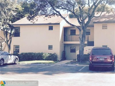 Coconut Creek Condo/Townhouse For Sale: 3727 Cocoplum #3552-A