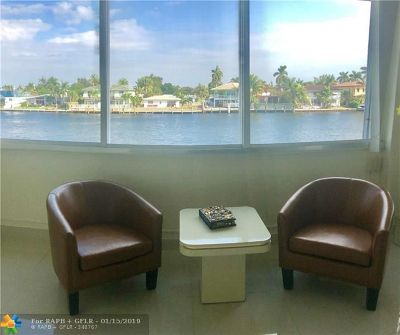 Fort Lauderdale FL Condo/Townhouse For Sale: $395,000
