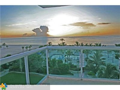 Fort Lauderdale FL Condo/Townhouse For Sale: $969,000