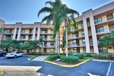 Sunrise Condo/Townhouse For Sale: 10360 NW 30 Court #302