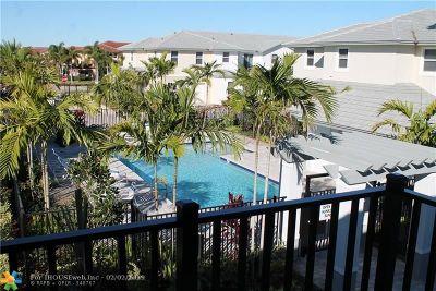 Coconut Creek Rental For Rent: 6950 Pines Circle