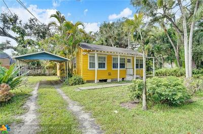 Fort Lauderdale Multi Family Home For Sale: 1416 SW 27th Ct.