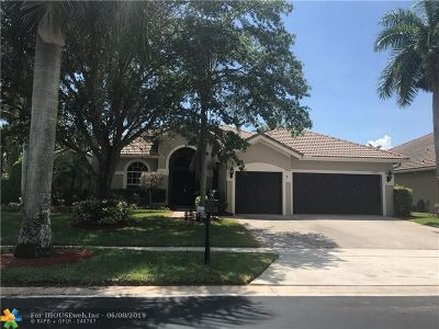 Boca Raton FL Single Family Home For Sale: $618,000