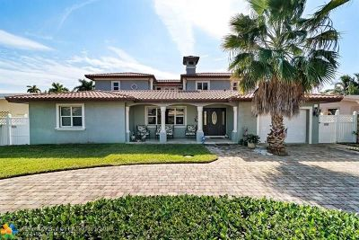 Deerfield Beach Single Family Home For Sale: 914 SE 10th St