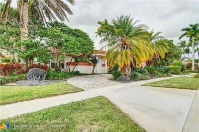 Boca Raton FL Single Family Home For Sale: $539,900