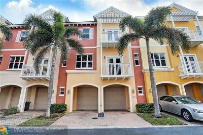 Lighthouse Point Condo/Townhouse For Sale: 2319 Vintage Dr #2319