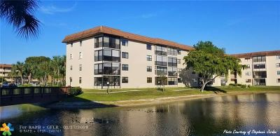 Tamarac Condo/Townhouse For Sale: 4960 E Sabal Palm Blvd #414
