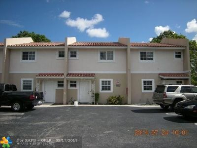 Coral Springs Rental For Rent: 7989 NW 35th Ct