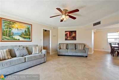Lauderdale Lakes Condo/Townhouse For Sale: 4000 NW 44th Ave #211