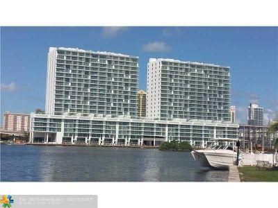 Sunny Isles Beach Condo/Townhouse For Sale: 400 Sunny Isles Blvd #708