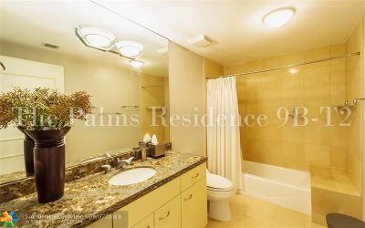 Fort Lauderdale Condo/Townhouse For Sale: 2110 N Ocean Blvd #9B