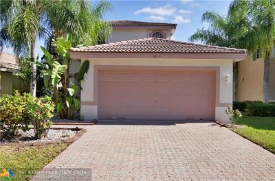 Coral Springs Rental For Rent: 5315 NW 117th Ave