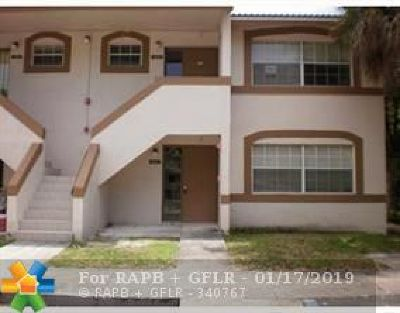 Coral Springs Rental For Rent: 4249 NW 115th Ave #4249
