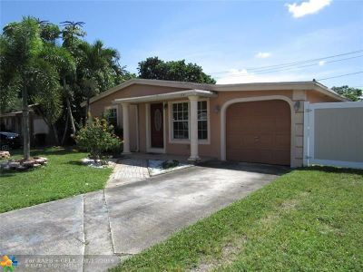 Fort Lauderdale Single Family Home For Sale: 4282 SW 50th St