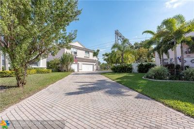 Fort Lauderdale Single Family Home For Sale: 5382 SW 32nd Ave